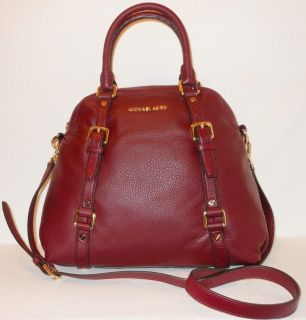 michael kors bedford bowling satchel in Handbags & Purses