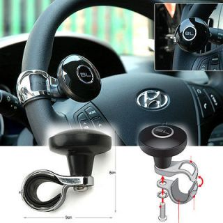 Steering Wheel Spinner Knob Handle Clamp Car Accessories Brand New