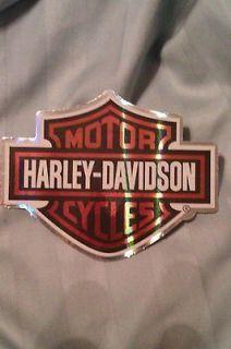 Harley Davidson motorcycle stickers, original Harley Davidson logo