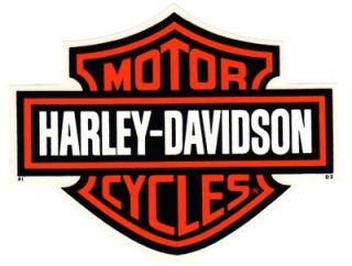 harley davidson decal in Transportation
