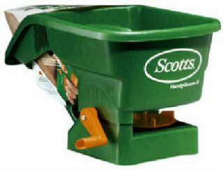 Scotts, Handy Green II, Hand Held Broadcast Spreader