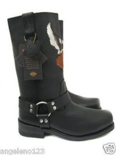 harley davidson mens boots in Boots