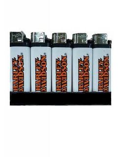 25 AUTHENTIC LICENSED HARLEY DAVIDSON LIGHTERS + FREE US SHIP + FREE