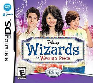 Wizards of Waverly Place   Complete Nintendo DS Game