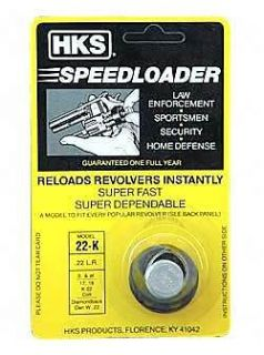 HKS SPEEDLOADER FOR 32 H&R REVOLVERS TAURUS 73 RUGER SP101 # 32J
