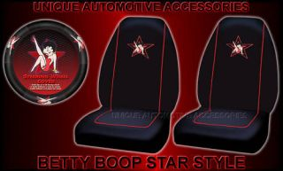 betty boop seat covers in Seat Covers