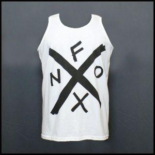 nofx hardcore punk rock festival t shirt unisex vest top white s xxl