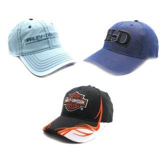harley davidson hat in Clothing,