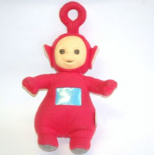 Vintage1998 Playskool Hasbro(recalled) Teletubbies red talking PO