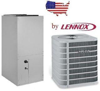 TON R410a 13 SEER Heat Pump Split System/Air Handler/Heater