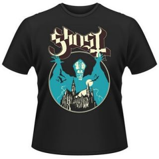 GHOST Opus Eponymous Official SHIRT M L XL Heavy Metal T Shirt NEW