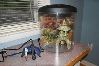 fish tank accessories in Aquarium & Fish
