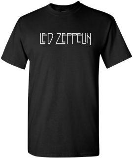 LED ZEPPELIN T shirt VINTAGE MUSIC Shirt 70s BAND TEE