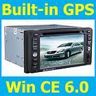 Auto Radio RDS Car DVD Player GPS Navigation For Toyota RAV4 2002 2003