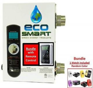 Smart POOL 18 kW Electric Swimming Pool Heater + Remote & BREO Watch