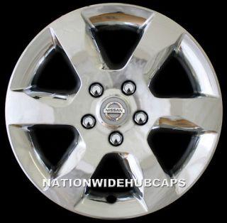 SET OF 4 16 ALTIMA Chrome Wheel Skins Hub Caps Covers (Fits Nissan