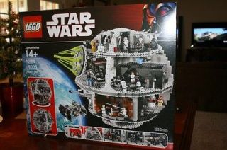 Lego Star Wars Death Star 10188 Factory Sealed