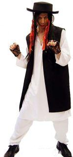 1980s Pop Hero BOY GEORGE full costume with wig & hat