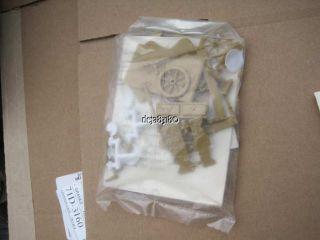 Vintage Dollhouse Miniature Chrysnbon Tea Cart Kit