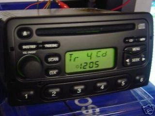 Ford Focus Mercury Cougar Radio CD Player 1999 2000 2001 2002 2003 99