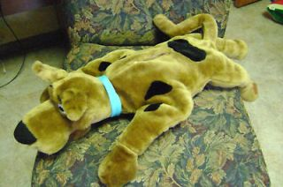 SCOOBY DOO Large plush Talking Pillow Buddy Doll