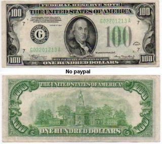100 Crisp Uncirculated $2 Two Dollar Bill US Currency