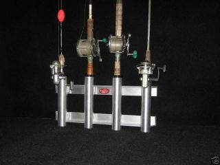 Fishing Rod Holder All Aluminum No Rust 4 Rod Holder Flush Mount Made