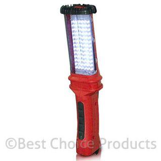 Work Light 78 LED Rechargeable Trouble Light Home Shop Auto Car Shop