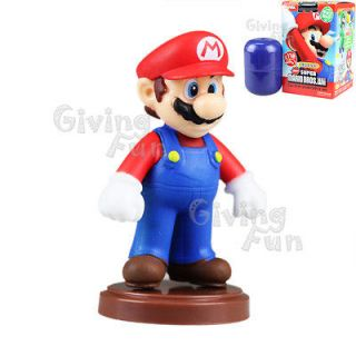 GENUINE Furuta 2012 Super Mario Bros Mario Action Choco Egg Figure Toy