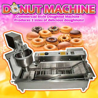 Donut Machine Profi Donutmaschine Donutmaker Professioneller Maker New