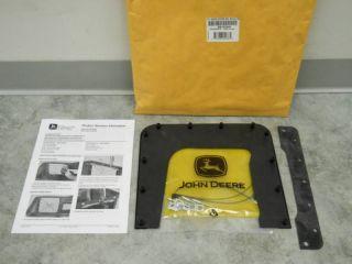 John Deere Bagger Chute Seal Kit 165 175 185 GT262 LX