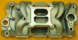 small block chevy intake manifold in Car & Truck Parts
