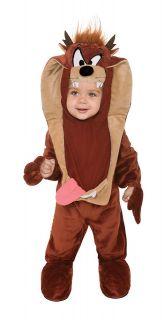 Taz Tasmanian Devil Infant Baby CHILD Costume Size 6 12 Months NEW
