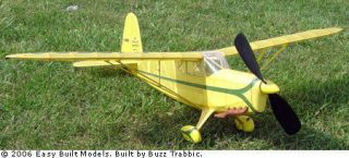 Rearwin Speedster Easy Built #FF80 Balsa Wood Model Airplane Kit