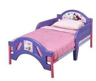 Minnie Mouse Toddler Bed Set Baby Girls Kids Children Bedroom