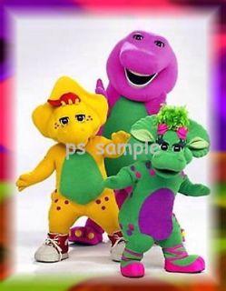 barney baby bop bj toys in Barney