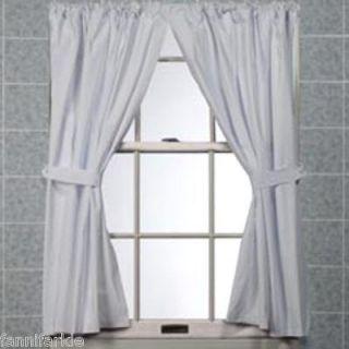 Vinyl Bathroom Window Curtains 28 Images Buy Bone Vinyl Bathroom Window Panel Pair From Bed