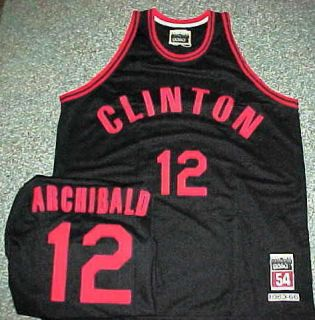 throwback basketball jersey in Basketball NBA