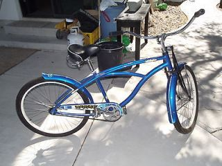 beach cruiser bicycle frame in Bicycles & Frames