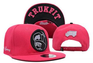 Style Trukfit Snapback Embroidery Baseball Caps Golf Dancing Hat Truck