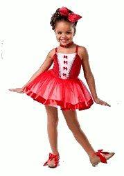 NEW Dance Skate Costume Dress Jazz Tap Child Choice Baton   105