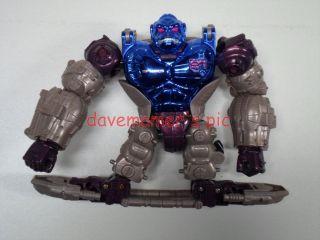 Transformers Beast Wars Transmetals OPTIMUS PRIMAL Mega Size
