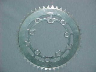 NOS Old School GT 48T ALUMINUM CHAINRING Winged Logo BMX Sprocket