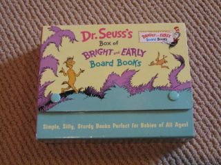 dr seuss board books in Children & Young Adults
