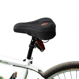 New Silicone Thick Soft Gel Bike Bicycle Saddle Seat Cover Cushion Pad