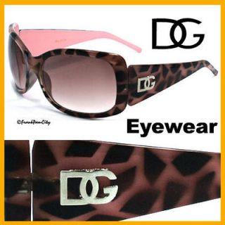 Wild Sexy Leopard Print Women Sunglasses   Pink D117