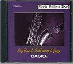 Big Band, Ballroo & Jazz for Casio WK1800, CTK811/731