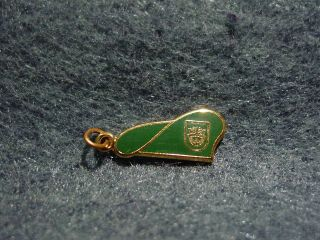 1970s Vintage US Army Special Forces Green Beret Soldier Charm