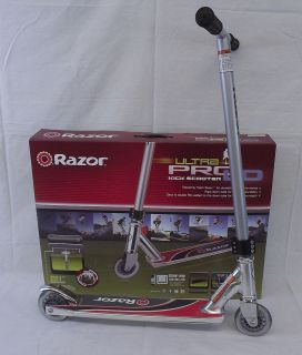 Razor Ultra Pro Lo Scooter Freestyle Park Trick Scooter Pro Scooter