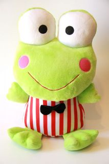 SANRIO HELLO KITTY KEROPPI 13 PLUSH